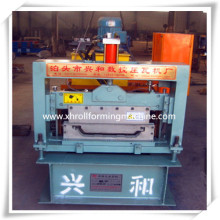 2015 Popular Design Fully Automatic Joint-Hidden Roof Panel Forming Machine
