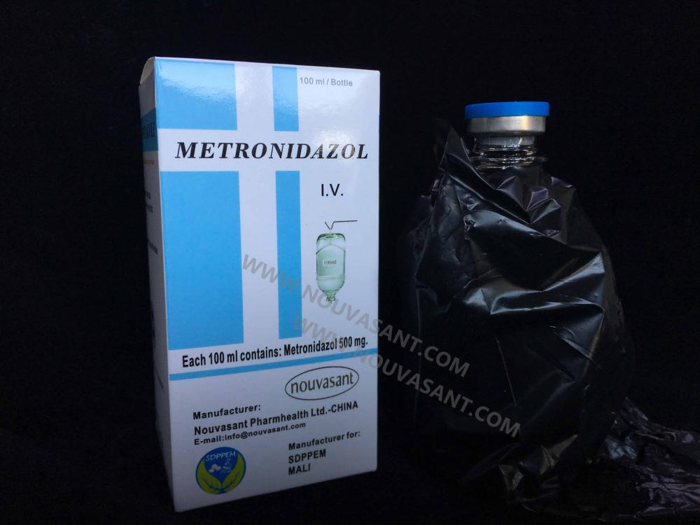 Metronidazole Intravenous Infusion 500mg100ml