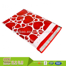 Wholesale Boutique Gift Shipping Strong Self Adhesive Package Custom Private Label Printed Poly Mailers 8 Color