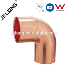 J9005 Copper Street Elbow 90 grados