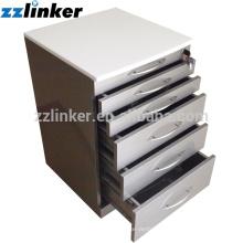 Cabinet de clinique dentaire en acier inoxydable coloré GD010