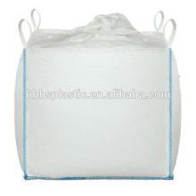 Certificado ISO e exportação de mercadorias perigosas embalagem qualificação PP saco fibc