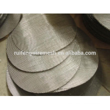 China Supplier Iron Extruder Screen Disc / Extruder Screen Pack / Plastic Extruder
