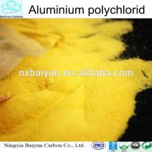 Cloruro de polialuminio para tratamiento de aguas residuales PAC 30%