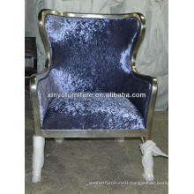 Hotel Luxury Bent Wood Armchair XY0130