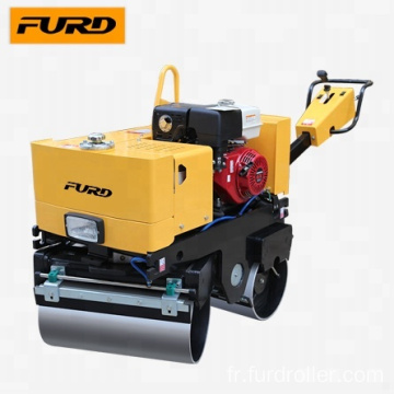 FYL800 Vibratory 1 ton Mini Road Roller with Hydraulic Motor Driving