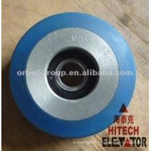 Escalator rouleau à pastilles Mitsubishi