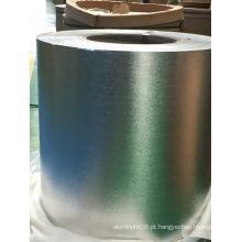Textura de casca de laranja Bobinas de estuque de alumínio para ar condicionado