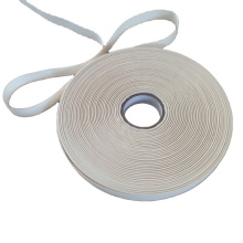 Polyester custom printed  twill cotton tape for clothing label