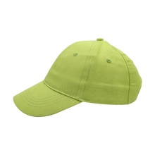 Custom children's 100% cotton outdoor baseball cap 6 panel sport cap baseball hats