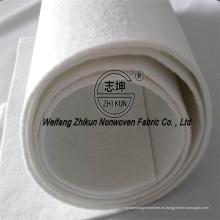 Varios colores de aguja perforada no tejida geotextil con alta calidad