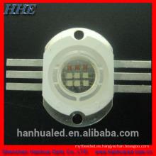 buen precio Epileds Chip 30W RGB LED (RoHS)