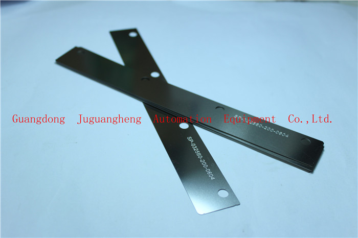 Printing Machine 200MM Metallic Squeegee Blade from China