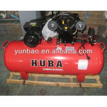 Compressores conduzidos correia 8bar do compressor de ar V do pistão da alimentação da CA da fase monofásica 3hp