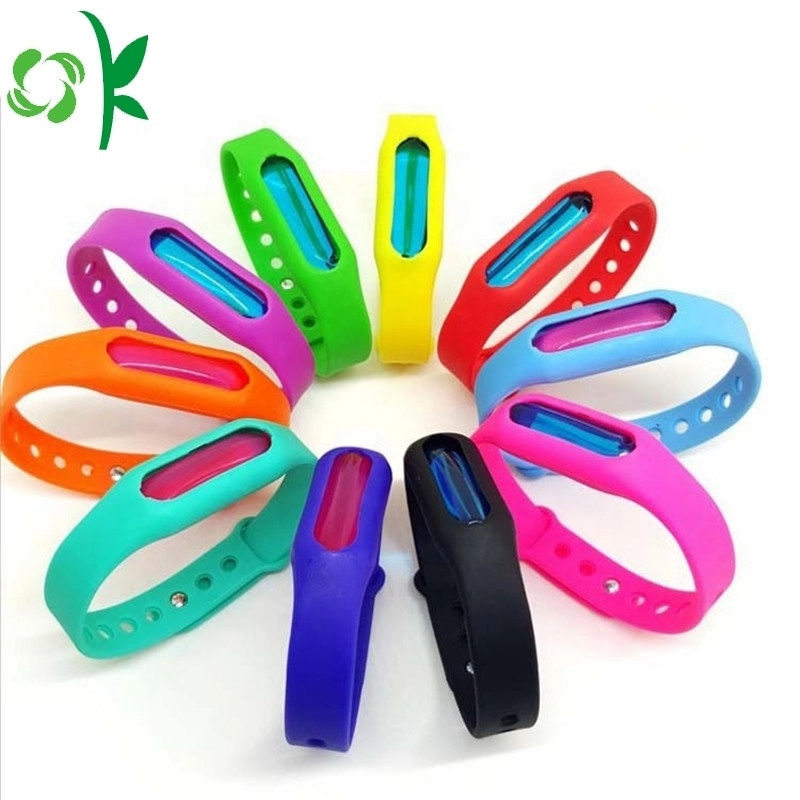 Anti Mosquito Repellent Silicone Bands