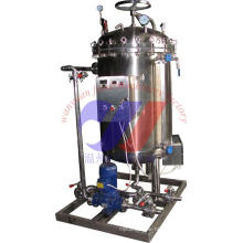 500L Vertical Small Scale Sterilizer Retort
