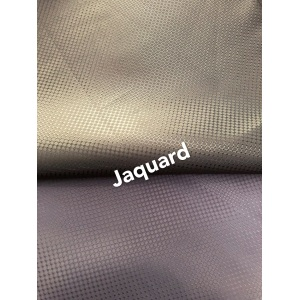 100% Polyster Microfaser Jaquard