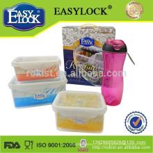 Wiederverschließbare benutzerdefinierte Kunststoffbehälter L China