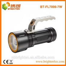 High Power Rechargeable CREE XPG R4 LED Spot Light, LED Lanterne d'urgence, lampe de pêche Light Lamp