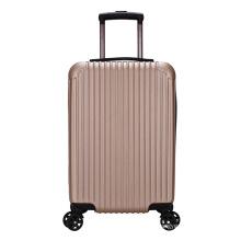 Equipaje de viaje de moda ABS PC equipaje al por mayor