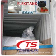 Flexitank para transporte de contenedores de líquidos