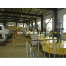 Edible Oil Refining Equipmemt, Refining Section for Soybean, Sunflower, Canola, Rapeseed, Palm Oil, Crude Oil Refinery Turn Key Project