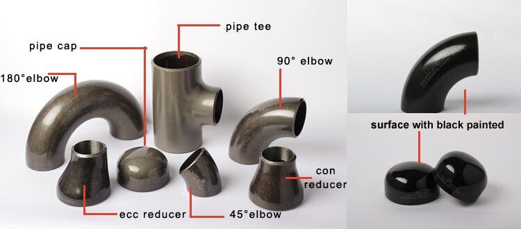 Butt Weld Pipe Fitting