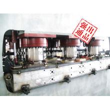 Hydraulic oil piston