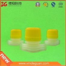 Boquilla de plástico para succión