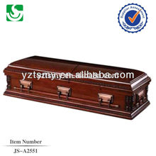 Choose wholesale cheap wooden coffin from China