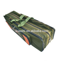 Canvas printed fishing bag manufacture