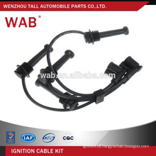 Silicone spark plug ignition wire ignition cable kit WR-5974 for FORD