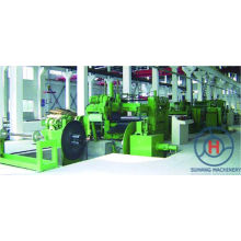 11kw Decoiler 1250mm Max Coil Width Cut-to-Length Line Slitting Machine