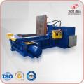 Factory Hydraulic Scrap Metal Shavings Baler Machine