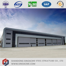 Large Span Steel Structure Hangar for Airplane Maintenance