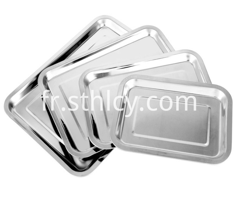 Beuatiful Stainless Steel Bake Ware