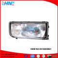 Benz Head Lamp Mercedes Benz Actros Truck części 9418205861