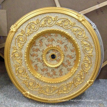Round PS Artistic Ceiling Medallion Decoration Material Dl-1169-1