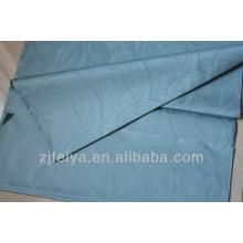 Tissu africain de vêtement de brocart de Guinée de Shadda bon marché de qualité avec le parfum multicolore