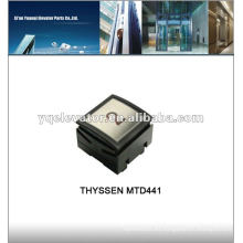THYSSEN botón de llamada de ascensor MTD441