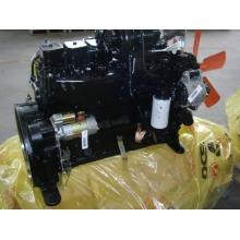 Motor diesel 4BT 4bta3.9 refrigerado por agua de 4 cilindros