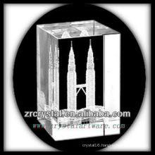 K9 3D Laser Crystal Cube