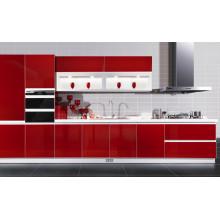 Cabinet de cuisine moderne de style européen