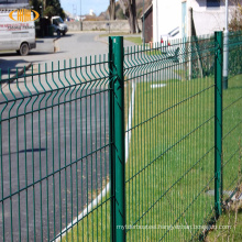 Welded wire mesh perimeter fencing for Malaysia