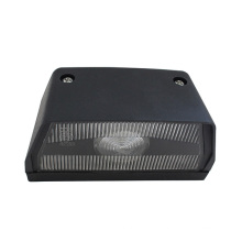 License plate lamp for truck and trailers