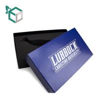 Синие Буквы Печатные Верхняя И Низкопробная Коробка