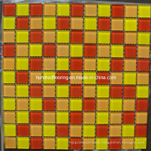 Crystal Glass Mosaic Tile (HSP313)