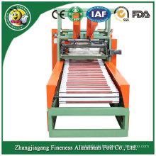 Heißer Verkaufs-Rabatt Taw-Aluminiumfolie-Rückspulenmaschine