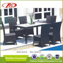 Rattan Hotel Dining Set (DH-6110)