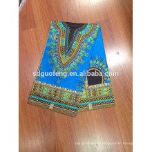 Qualitäts-Afrikanisches Wachs druckt Superwachs-Druck-Gewebe-Großverkauf-Baumwolle 100%
